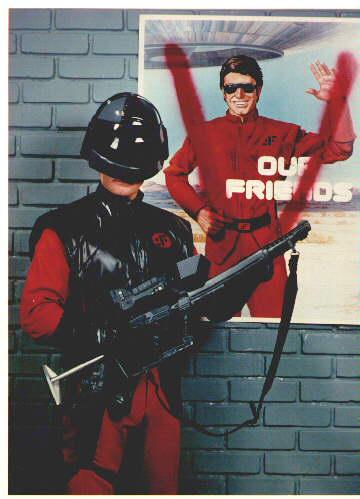 V Shock Trooper outfit